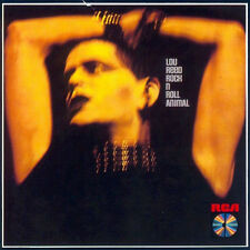 CD LOU REED......ROCK N' ROLL ANIMAL....used cd for fans