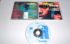 CD Dr. Alban-One Love the album 12. tracks 1993 it 's My Life Sing Alleluia...