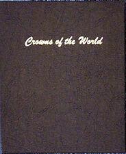 Dansco Coin Album 7010 Crowns of the World