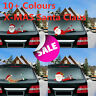 Christmas Rear Windshield Santa Claus Window Decals Car Wiper Sticker Xmas HOT