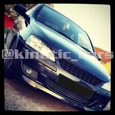 Vauxhall corsa C eyebrows eyelids spoilers.SXI SRI