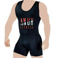 wrestling singlet adult medium