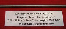 Winchester Model 63 Inner Tube - Winchester Part number 3963