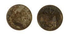 s1170_281) NETHERLANDS INDIES - INDIE OLANDESI 1/10 GULDEN  AG 1858