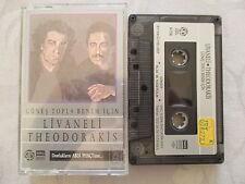 Livaneli, Theodorakis - Günes Topla Benim Icin - MC Cassette Musikkassette RARE