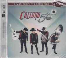 CD - Calibre 50 NEW La Mas Completa Coleccion 2 CD's FAST SHIPPING !