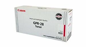 Genuine Canon GPR28 (1658B004) Magenta Toner Cartridge - NEW SEALED