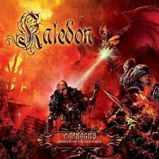 KALEDON - CARNAGUS: EMPEROR OF THE DARKNESS VINYL EDITION  VINYL LP NEUF