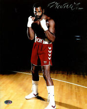 """Ed """"Too Tall"""" Jones Dallas Cowboys Autographed Boxing 8x10 Buy Direct & Save"""