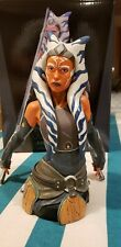 Gentle Giant Star Wars Ahsoka Tano Limited Edition Mini Bust 328/750