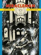 Miracleman Artifact Edition HC Hardcover ALAN DAVIS Garry Leach NEW NIB