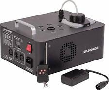 Ibiza Nebelmaschine FOG900-RGB Effektmaschine Equipment Effekt Bühnenzubehör