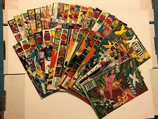 Lot of 40 X-Factor (1st Series) Comic Books - Marvel - 1989 to 1998