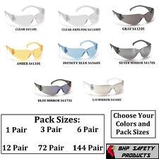 Pyramex Intruder Safety Glasses Ansi Z87 Work Eyewear Lightweight Sunglasses