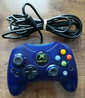 XBOX [Original] Limited Edition S Controller CRYSTAL ICE BLUE + Breakaway Cable
