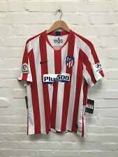 Nike Atletico Madrid Men's 2019/20 Home Shirt - L-Red -New