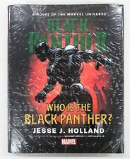 Black Panther Who is the Black Panther? HC Marvel Graphic Novel Comic Book