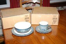 Set of 4 Piece Mikasa Potters Craft Firesong Dishware HP300 NIB