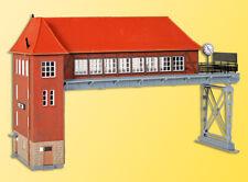Kibri 39310 Brueckenstellwerk Hamm, Kit, H0