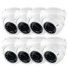 1800TVL 36 IR LEDs 2.8~12mm varifocal Infrared Night Security Camera AC Adapter