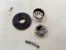 Front Hub Wheel Bearing Retainer Nut   Fits 1976-1996 Jaguar XJ6 XJS