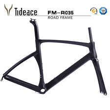 700C Super Light Carbon Fiber Road Bicycle Frameset Racing Bike Frames X Brake