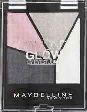 Maybelline Diamond Glow Eyeshadow Quad 04 Grey Pink Drama