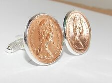 2005 13th Lace wedding anniversary Birthday Cufflinks for a 13th birthday