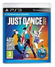 Ps3 PlayStation 3 Just Dance 2017 Preowned Boxed Game
