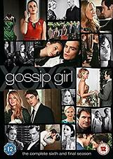 Gossip Girl - Season 6 [DVD], , Used; Very Good DVD