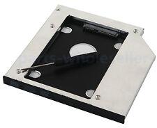 2nd disque dur SATA HDD SSD Caddy pour HP ProBook 440 G1 455 470 G0 G1 G2 GU90N