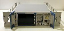 Rohde Amp Schwarz Etl Tv Analyzer 500khz 3ghz Dhl Ship World Wide