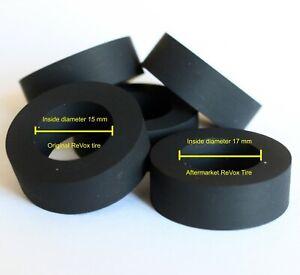 NEW Repair Kit - Pinch Roller TIRE for STUDER REVOX A77, B77, PR99, C270, A700,