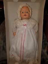 """VINTAGE 125TH ANNERVERSARY HORSMAN BABY DIMPLES DOLL 22"""" LONG"""