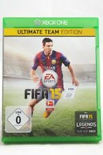 FIFA 15 -Ultimate Team Edition- (Microsoft Xbox One) Spiel in OVP - GUT