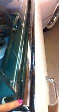 71-74 Eldorado Convertible Window Channel Inner & Outer Weatherstrip Felt Seals