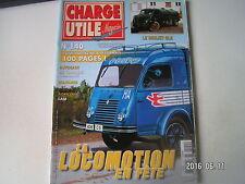 **a Charge Utile n°140 Biro / Scoopmobile / Berliet GLR / 80 ans cirque Amar