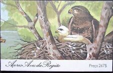 Portugal-Azores 1988 Bird/Nature Protection Booklet. MNH.