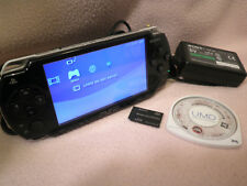 PSP 2004 NERA OTTIMO STATO + 1 GIOCO + MEMORY 2GB