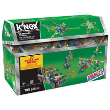 NEW | K'nex 70 Model Building Set (13419) 705pc | FREE SHIPPING