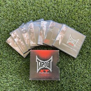 Tapout XT Extreme Training DVD Set 13 CD's