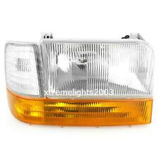 NEWMAR KOUNTRY STAR 1999 2000 2001 RIGHT PASSENGER HEADLIGHT SIGNAL LIGHT 3PC RV