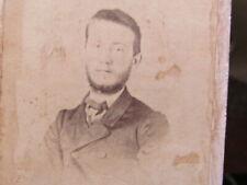 possible Confederate Louisiana soldier Joseph Thibodeaux cdv photographs
