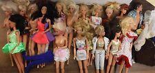 Barbie 1970's Figure Lot 18 w/ Accessories  060717DBT