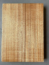 African Mahogany Electric Guitar Body Blank #034 - 2-Piece