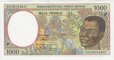 Central Africa ( Chad ) P 602P g - 1000 Francs 2000 - UNC