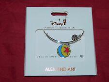 Disney Parks Alex And Ani Toy Story PIXAR Luxo Ball Silver Bangle Bracelet NEW