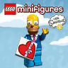 LEGO Minifigures #71009 - The Simpsons S2 - Homer Simpson - NEUF / NEW - Sealed