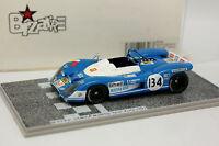 Bizarre 1/43 - Matra Simca MS650 N°134 Tour de France Auto 1971