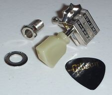 Gibson Les Paul Tuner Kluson Deluxe Peg Nickel Guitar Parts SG Tuning Special ES